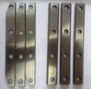 noże hartowane dla fabryki czekolady